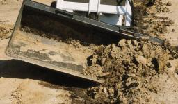 Навесное оборудование Bobcat - поворотно-наклонный механизм