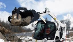 Навесное оборудование Bobcat - рабочие захваты
