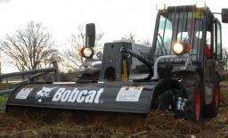 Навесное оборудование Bobcat - роторный культиватор