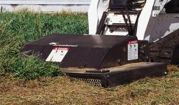 Навесное оборудование Bobcat - роторный кусторез Brushcat