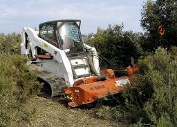 Навесное оборудование Bobcat - триммер
