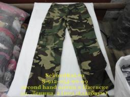 Военная одежда second hand Англия