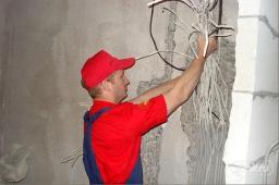 Замена проводки в доме или квартире