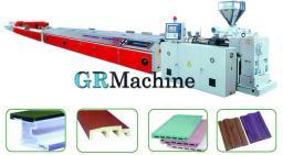 Оборудование для производства профиля PVC/PP/PE/ABS/PA