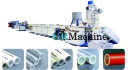 Линия для производства труб из PP/PE/PPR/PE-RT