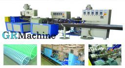 Линия для производства спирального армированного шланга ПВХ