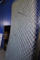 Сетка стальная и заборные секции из сеток