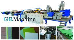 Линия для производства многослойного листа из EVOH PMMA PP PE ABS