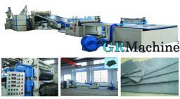 Линия для производства опалубки строительства из PE PP PVC WPC