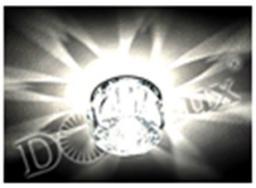 Светильник хрустальный DL022B
