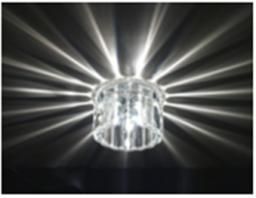 Светильник хрустальный DL052CH/Glass