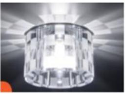 Светильник хрустальный DL069CH/Crystal