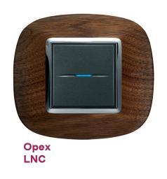 Рамка Bticino HB4802LNC1 Орех - LNC