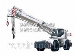 Автокран ZOOMLION RT550