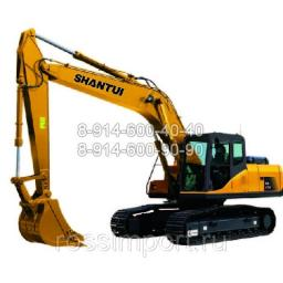 Экскаватор Shantui SE360