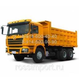 Самосвал Shacman SX3256DR384