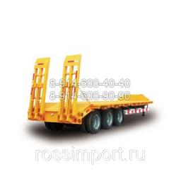 Полуприцеп тралл CIMC 40 тонн