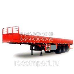 Полуприцеп бортовой TongYa CTY9404 60 тонн