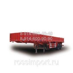 Полуприцеп бортовой CIMC 40 тонн