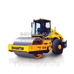 Каток дорожный вибрационный SHANTUI SR18M