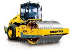Каток дорожный вибрационный SHANTUI SR20M