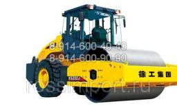 Каток дорожный вибрационный XCMG XS202J
