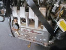 Двигатель бу на Alfa Romeo 147/156,модель AR32310, объем 2.0л