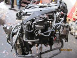Двигатель бу на Ford Focus I, модель EDDB, объем 2.0л