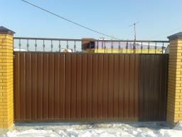 Откатные ворота в Раменском