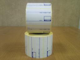 58х40 Термоэтикетки препринт для весов 700шт./рулон
