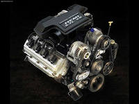 Двигатель бу на Chrysler Sebring, модель EDZ, объем 2.4л