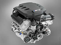 Двигатель бу на BMW E39, модель 256S4, объем 2.5л