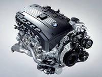 Двигатель бу на BMW E36, модель 256S2, объем 2.5л