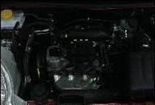 Двигатель бу на Chevrolet AVEO, объем 1.6л