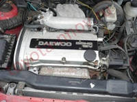 Двигатель бу на Daewoo Nubira/Leganza, модель C20SED, объем 2.0л