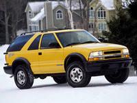 Двигатель бу на Chevrolet Blazer, объем 2.2л