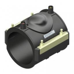 Выравнивающая седелка э/с (ремонтная муфта) ПЭ100 SDR11 Plasson