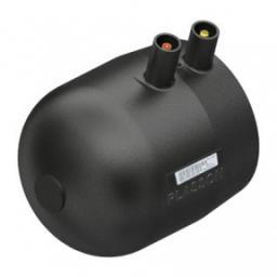 Заглушка э/с монолитная ПЭ 100 SDR 11 Plasson