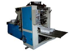 Машина для производства самовытягивающихся салфеток в картонные коробки (1 ряд) SXH-200