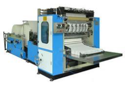 Машина для производства самовытягивающихся бумажных салфеток (4ряд) CWZ-180/4L