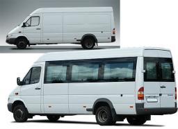 Автостекло для Микроавтобусы