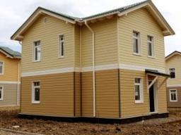 Панельно-каркасные дома