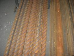 Столбы из витой стальной трубы 59-159 стенка до 3.5 мм