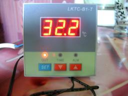 Терморегулятор для инкубаторов и брудеров.