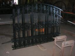 Ворота в наличии