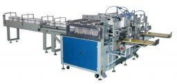 Полуавтоматическое упаковочное оборудование для двойно-штучной упаковки EFST-01