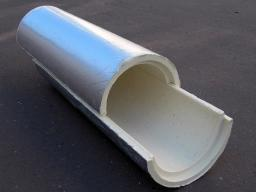 Скорлупы ППУ, трубы ППУ с защитной оболочкой, фасонные изделия. Производство г. Новосибирск