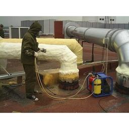Теплоизоляция трубопроводов пенополиуретаном