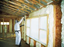 Теплоизоляция домов, стен, крыш, цоколей, фасадов пенополиуретаном