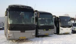 Аренда комфортабельных автобусов/микроавтобусов